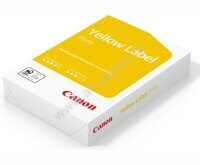 Canon Yellow Label Print  белая А4, 80 г/м2